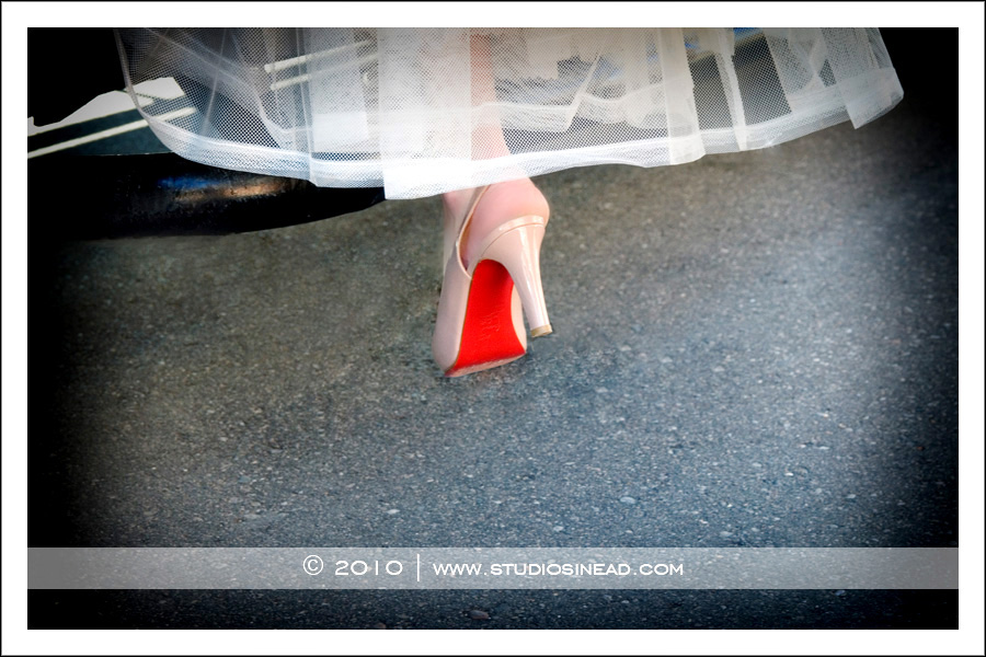 Studio Sinead Detroit Wedding Photographer Christian Louboutin